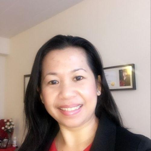Canadian Nanny Provider Marites P's Profile Picture