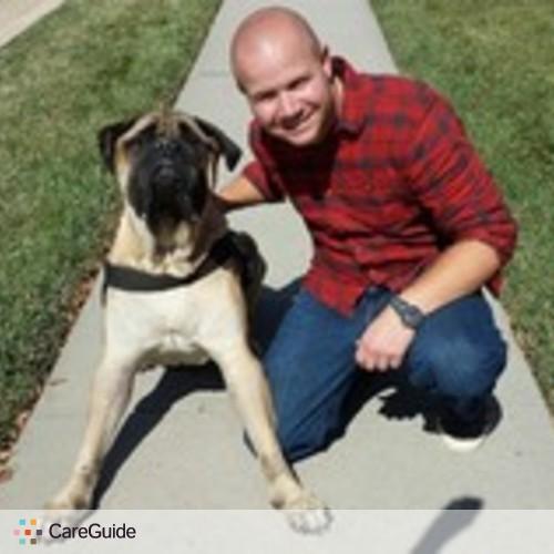 Pet Care Provider Tristan H's Profile Picture