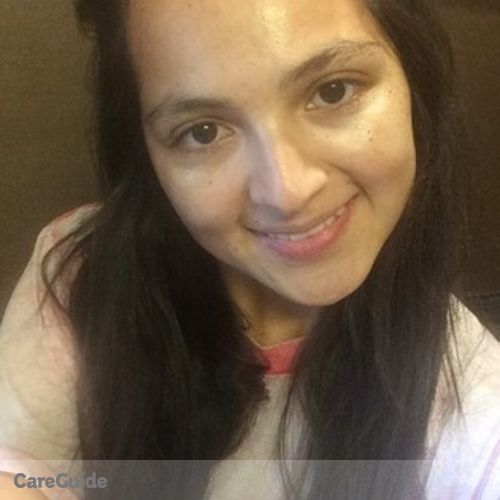 Housekeeper Provider Cesia Jimenez's Profile Picture