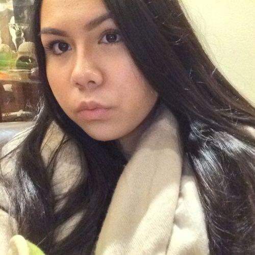 Canadian Nanny Provider Andrea Ezpeleta's Profile Picture