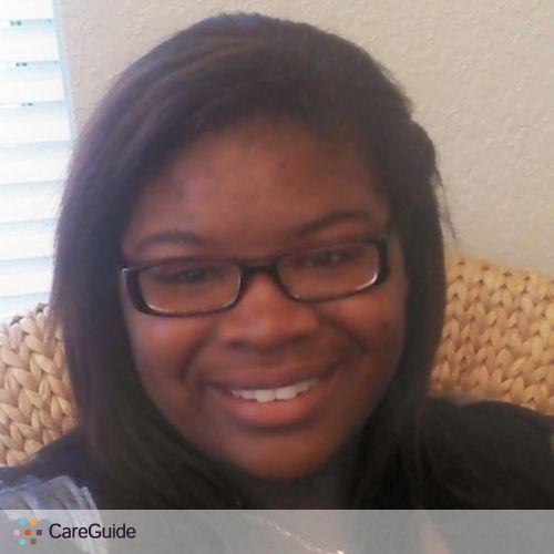 Child Care Provider Kayla Jackson's Profile Picture