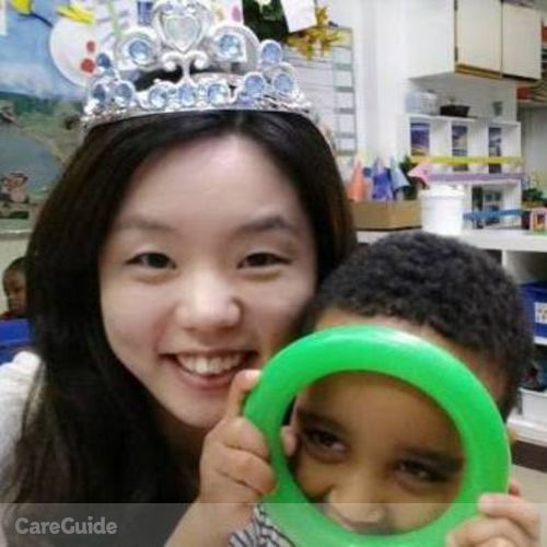Child Care Provider Mihyun Kim's Profile Picture