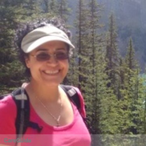 Canadian Nanny Provider Fiona G's Profile Picture