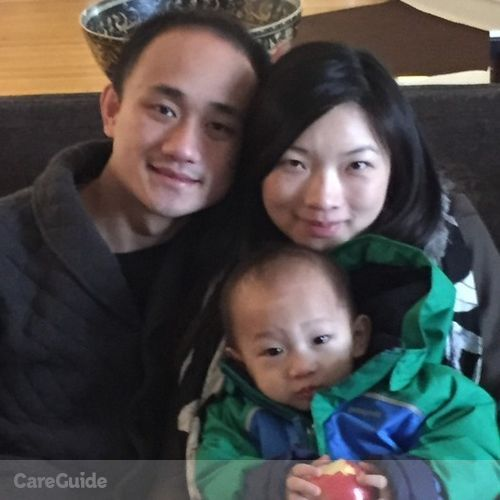 Canadian Nanny Job George Liu's Profile Picture