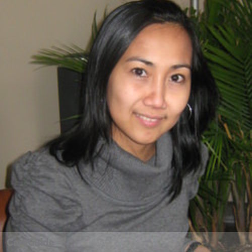 Canadian Nanny Provider Marivic 's Profile Picture