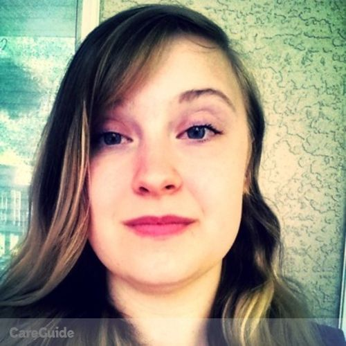 Canadian Nanny Provider Allison M's Profile Picture