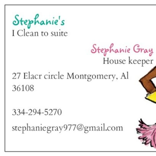 Housekeeper Provider Stephanie G's Profile Picture