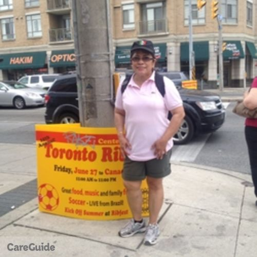 Canadian Nanny Provider Marvie Valenzuela's Profile Picture
