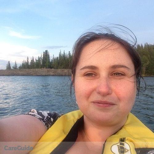 Canadian Nanny Provider Lara Vlach's Profile Picture