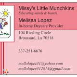 Daycare Provider in Broussard