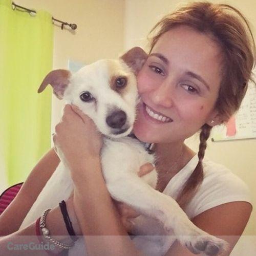 Pet Care Provider Samantha Sanchez's Profile Picture