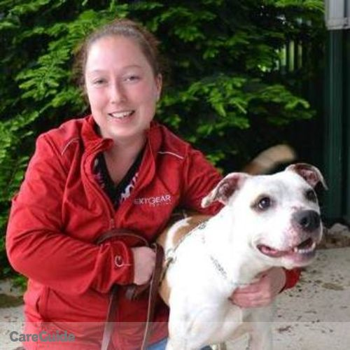 Pet Care Provider Cassie Alford's Profile Picture