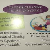 If you are too busy to clean your house, we can help you!