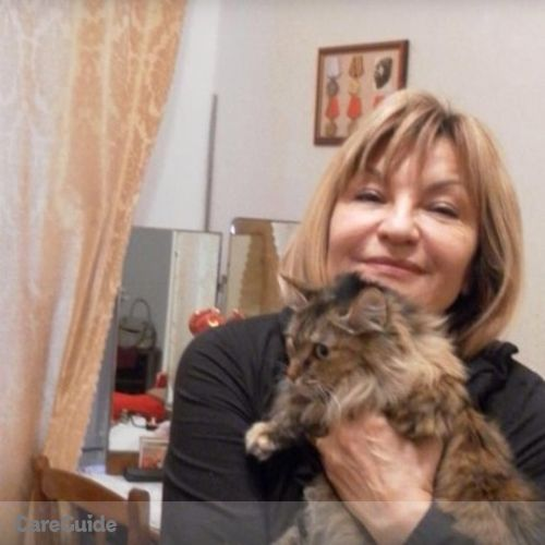 Pet Care Provider Milla Stepanenko's Profile Picture