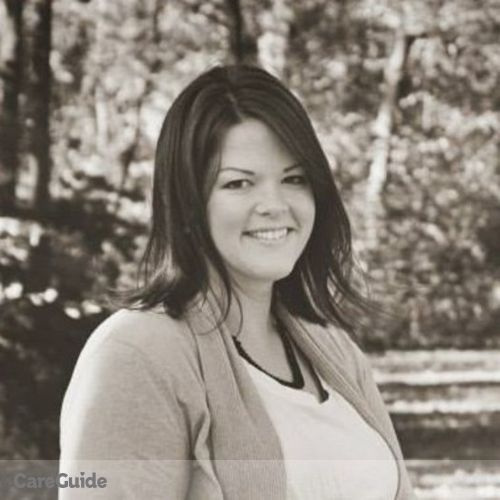 Child Care Provider Megan Hardin's Profile Picture