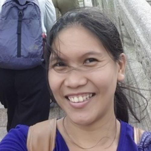 Canadian Nanny Provider Mylene Mangubat's Profile Picture