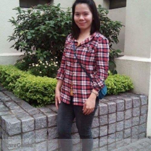 Canadian Nanny Provider Pia Kathrina Camu's Profile Picture