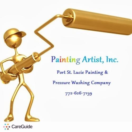 Painter Provider Fabian Leon's Profile Picture