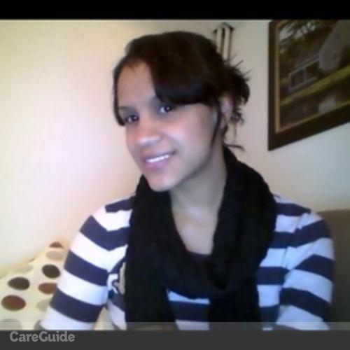 Canadian Nanny Provider Vanessa Araujo's Profile Picture