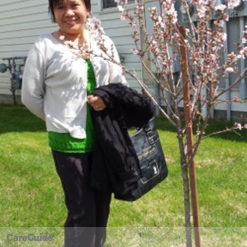 Canadian Nanny Provider Julieta Panganiban's Profile Picture