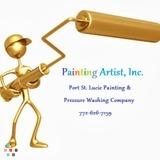 Painter in Vero Beach