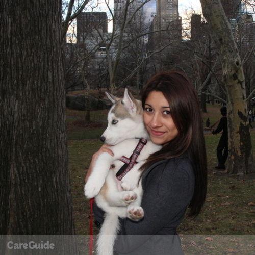 Pet Care Provider Sofia Rahman's Profile Picture