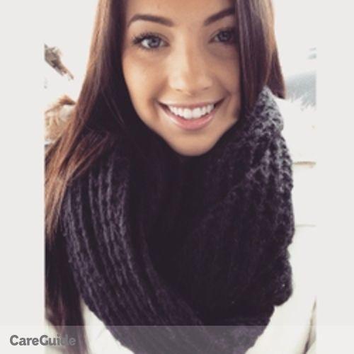Canadian Nanny Provider Breanna T's Profile Picture