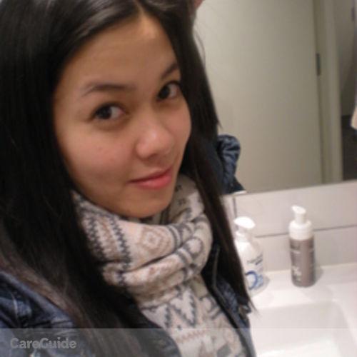 Canadian Nanny Provider Merregine F's Profile Picture