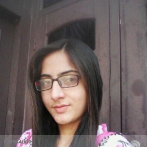 Canadian Nanny Provider Raman preet Kaur's Profile Picture