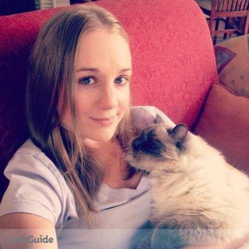 Canadian Nanny Provider Megan B's Profile Picture