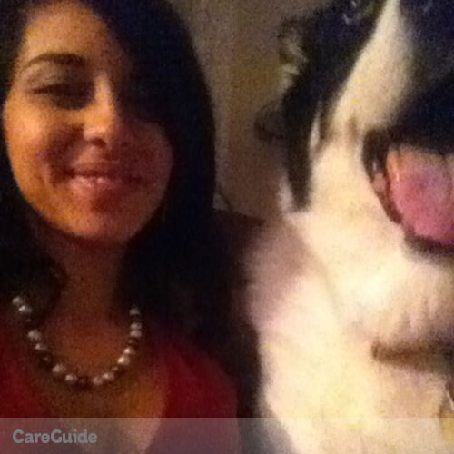 Pet Care Provider Alexandra Villavicencio's Profile Picture