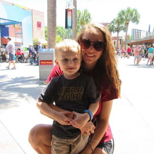 Child Care Provider Taylor K's Profile Picture