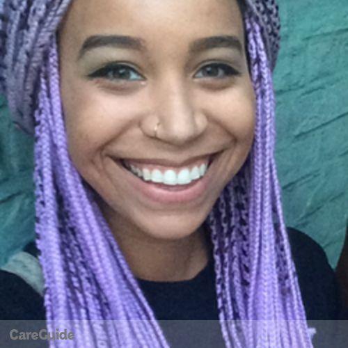 Canadian Nanny Provider Jamilla Wilson's Profile Picture