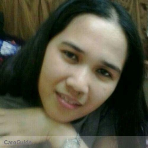 Canadian Nanny Provider Ybanez Melendrez's Profile Picture