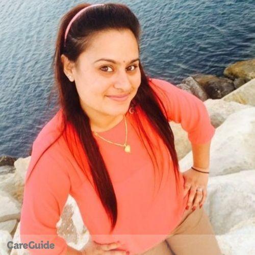 Canadian Nanny Provider Raj Rani's Profile Picture