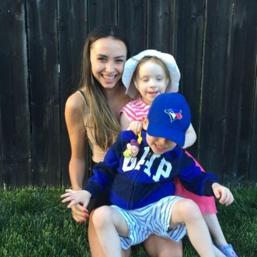 Canadian Nanny Provider Chloë Carlson's Profile Picture