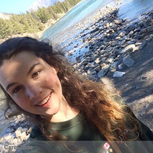 Canadian Nanny Provider Quinn Bray's Profile Picture