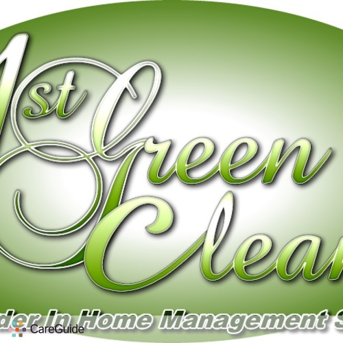 Housekeeper Provider 1st Green C's Profile Picture