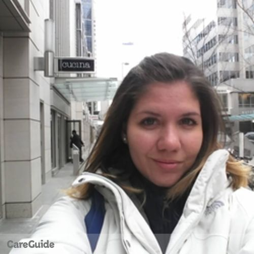 Canadian Nanny Provider Annalie Ibarra's Profile Picture