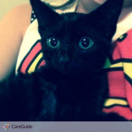 Pet Care Job Laryssa Evans's Profile Picture