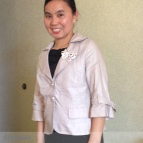 Canadian Nanny Provider Sonia V's Profile Picture