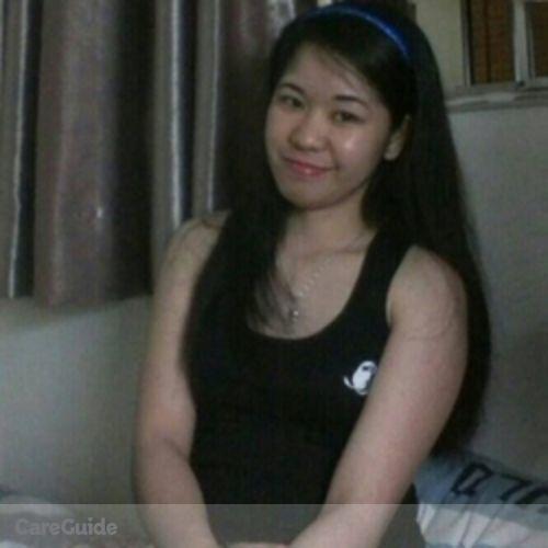 Canadian Nanny Provider Lea E's Profile Picture