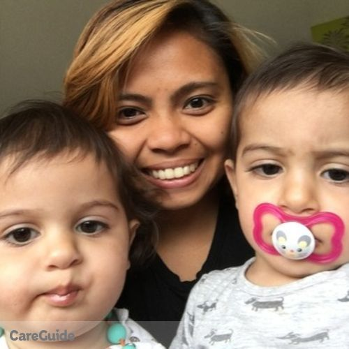 Canadian Nanny Provider Angelieca Tomas's Profile Picture