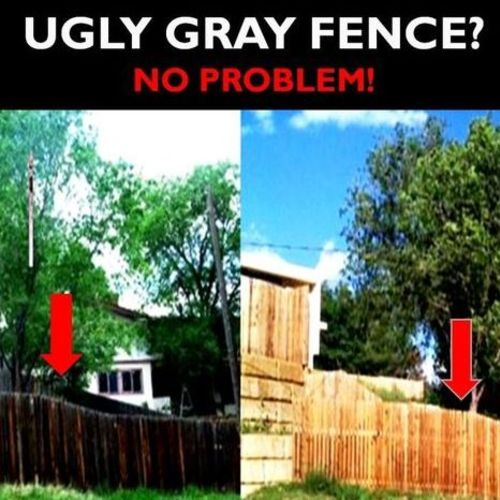 Painter Provider FenceMakeover 30% Discount Gallery Image 1