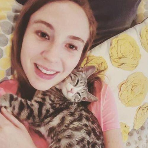 Pet Care Job Whitney M's Profile Picture
