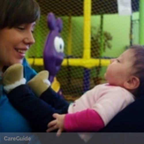 Canadian Nanny Provider Jessica Radics's Profile Picture
