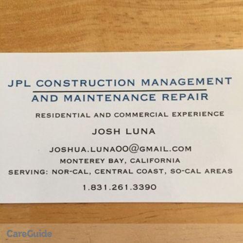 Handyman Provider Josh L's Profile Picture