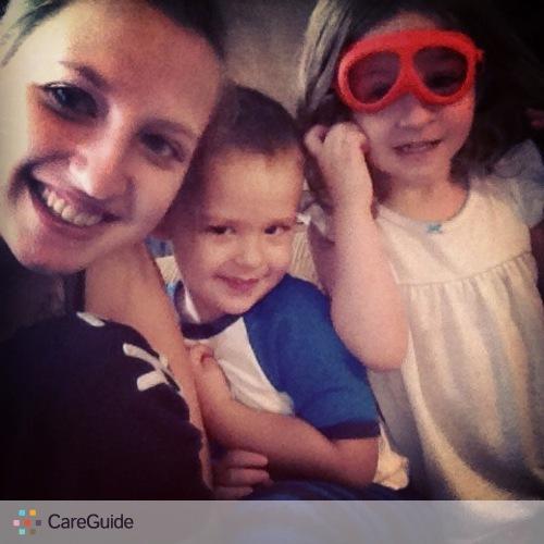Child Care Provider Sophia C's Profile Picture
