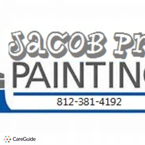 Painter Provider Jacob P's Profile Picture