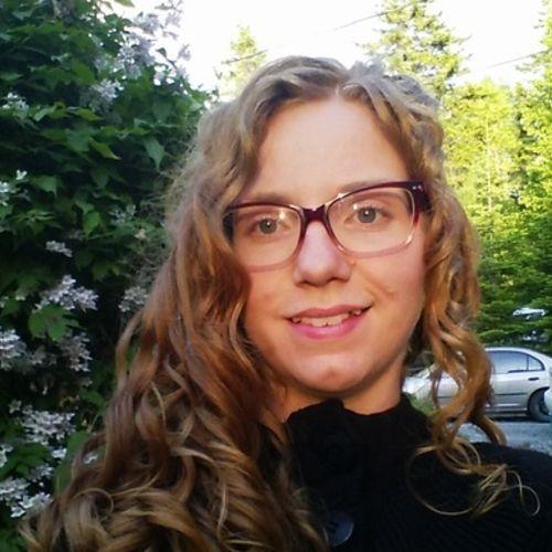 Canadian Nanny Provider Brooke Z's Profile Picture